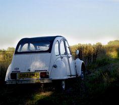 old citroen car love