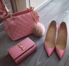 Chanel, Yves Saint Laurent and Christian Louboutin