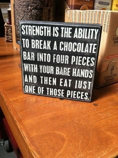 Lucky we are strong then! Visit www.thechocolateflorist.co.uk to find our more about what we offer.