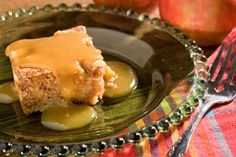 Applesauce Spice Cake and more recipes