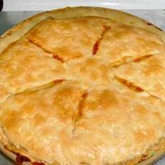 Mmmmm learn how this Chicken Pot Pie is made