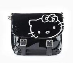Hello Kitty Shoulder Bag: Chic Travel