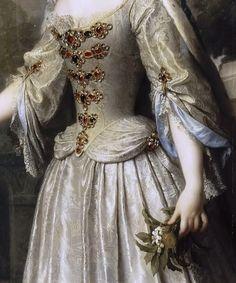 Jean-Baptiste Santerr -- Marie-Adélaïde de Savoie, duchesse de Bourgogne