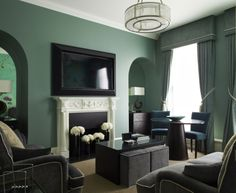 Luxury two bedroom apartment in Mayfair London #Mayfair #Apartment