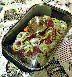 Cooking Recipes, Healthy Recipes, Healthy Food, Greek Recipes, No Cook Meals, Food And Drink, Beef, Baking, Breakfast