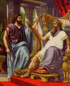 2 Samuel overview The prophet Nathan accuses David