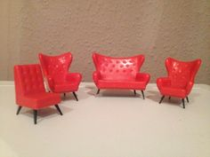 Very excited my chairs turned up today and they are fab