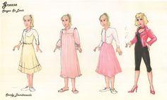 grease costume design - Google Search
