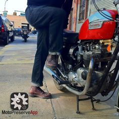Kickstart your projects with the MotoPreserve App. Motorcycles, App, Projects, Log Projects, Biking, Apps, Motorcycle, Engine, Crotch Rockets