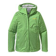 Patagonia Torrentshell Womens Rain Jacket