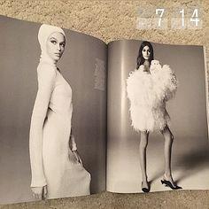 """21 """"Μου αρέσει!"""", 1 σχόλια - fashan•dw (@fashan.dw) στο Instagram: """"@kaiagerber, • • • #vogue #britishvogue #kaiagerber #voguemarch #springissue #fashioncampaign…"""""""