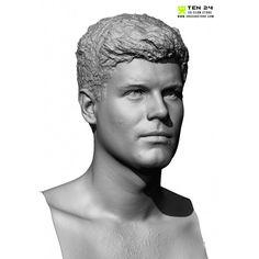 Male 11 Head Scan Cleaned