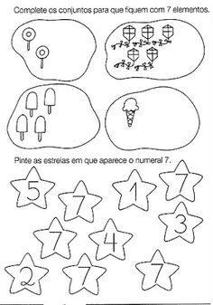 10 Melhores Imagens De Atividade Escolar Infant Activities 5