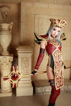 Go to http://wanelo.com/p/5327946/warcraft-blueprint for WOW secrets - Sally Whitemane, World of Warcraft