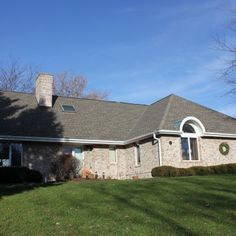 Roofing Portfolio - Big Fish Contracting - Roofing Contractors and Exterior Renovations Roofing Contractors, Roof Repair, Big Fish, Milwaukee, Building Design, Interior And Exterior, Mansions, House Styles, Home Decor