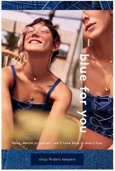 Blue For You - FK Blue/Denim Focus