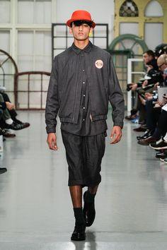 Kit Neale FW15 London Fashion Week