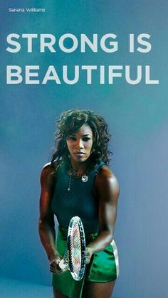 Sister Act: Serena and Venus Williams Black Girls Rock, Black Girl Magic, Fitness Goals, Health Fitness, Venus And Serena Williams, My Black Is Beautiful, Tennis Players, Female Athletes, Role Models