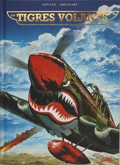 BD - Les tigres volants - Molinari - 1984