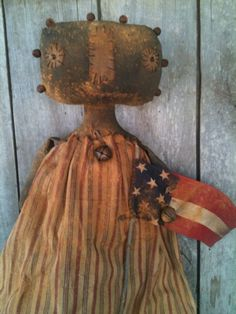 Americana doll