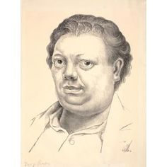 Self-Portrait (Autorretrato), Diego Rivera, 1930, Dallas Museum of Art