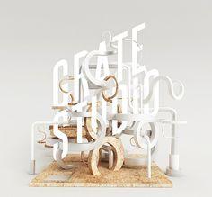 Crate Studio | Fonts Inspirations | The Design Inspiration