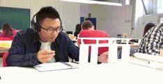 Architecture and design students be like. – Gif
