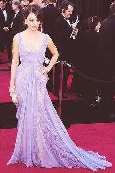 Mila Kunis, fave dress