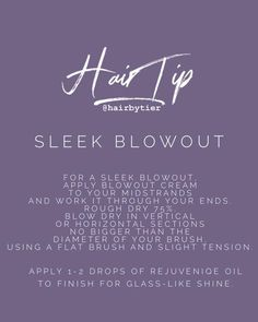 Monat blowout tips Hairdresser Quotes, Hairstylist Quotes, Hair Salon Quotes, Hair Quotes, Burts Bees Beauty, Hair Stylist Tips, Hair Captions, Hair Facts, Blowout Hair