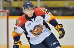 """Player: Dylan Strome  Position: Center  Final Central Scouting Ranking: #4 (North American Skaters)  Height/Weight: 6'3"""" / 185 lbs  DOB:March 7, 1997  Most Recent Affiliation:Erie Otters (OHL)    Background  The OHL's leading scorer in the 2014-2015 season, Mississauga, Ontario native Dylan Strome (the brother …"""