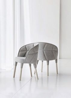 Emily Chair for Gärsnäs by FÄRG & BLANCHE