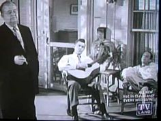 Grouchy Ole Mr. Tucker Sings Church In The Wildwood On Andy Griffith Show
