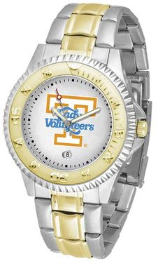 Tennessee Lady Volunteers Competitor Two-Tone Watch