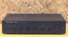 Harman/Kardon HK6150 Amplifier review and test