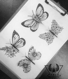 44 ideas for tattoo butterfly design flower – foot tattoos for women flowers Tattoos For Women Flowers, Foot Tattoos For Women, Flower Tattoos, Small Tattoos, Forearm Tattoos, Body Art Tattoos, Sleeve Tattoos, Small Butterfly Tattoo, Butterfly Design