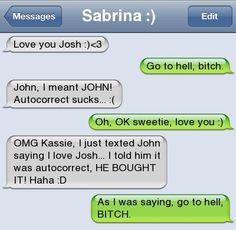 dumbass girls.