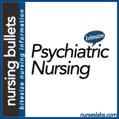 225 Nursing Bullets: Psychiatric Nursing Reviewer: perfect for my new job :)