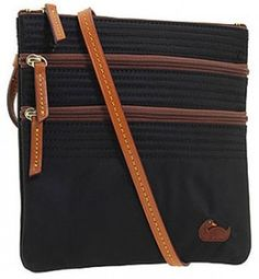 dooney and bourke crossbody bag......I bought this for traveling. It is great. Long strap to crossover and fits just what you need. Passport ,$$ and lipstick!!