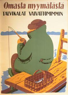 Somistajayhdistys Ry - Visuaalista markkinointia vuodesta 1950: Vanhat mainokset