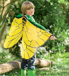 Fanciful Fabric Bumblebee Wings - Maybe for Alyrie?