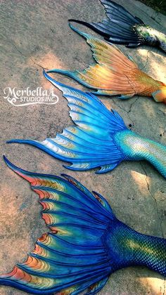 Merbella studios. - All of them are beautiful, but I gravitate toward the light blue one ~ <3 Michelle M