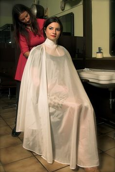 Rollers, Capes, Captions, Hair Cuts, Sari, People, Dresses, Fashion, Vanities