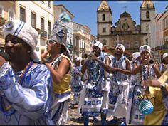 G1 - 'Filhos de Gandhy' faz ensaio de graça em Salvador no domingo - notícias em Bahia