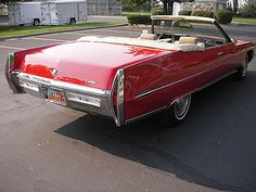 1972 Cadillac Coupe Deville Convertible by That Hartford Guy, via Flickr