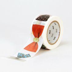 MT Ribbon Wide Washi Tape