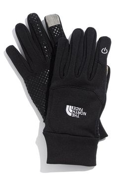 North face 'E-Tip' Gloves in xs $40. look at those awesome fingertips hehee