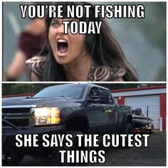 Are you a hunting and fishing fan? Check out these funny hunting and fishing pictures and memes that you'll surely be able to relate to.