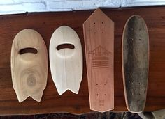 Estúdio Flecha Hand made boards