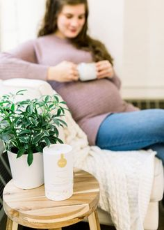 Nourish your body with herbal teas that help you live a healthier and happier life! From ginger to lavender, see how teas can help women at every stage of life! #teas #herbal #essentialoils