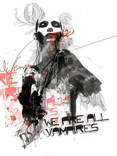 Grunge Inspiration from Raphael Vicenzi